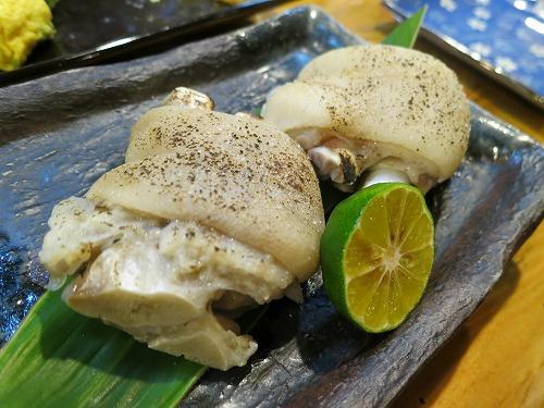 にぶ家で美味しい魚いただきま~す_a0055835_1752456.jpg