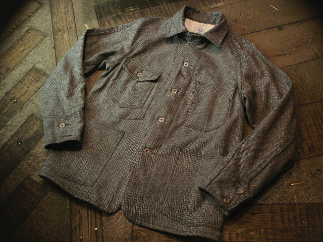 "POST O\'ALLS  [JACKET] COLLECTION ""2012 WINTER\"" !!_a0132147_2352019.jpg"