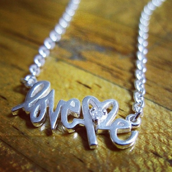 THE LOVE ME×BING BANG COLLABORATION NAMEPLATE NECKLACE_f0111683_2591087.jpg