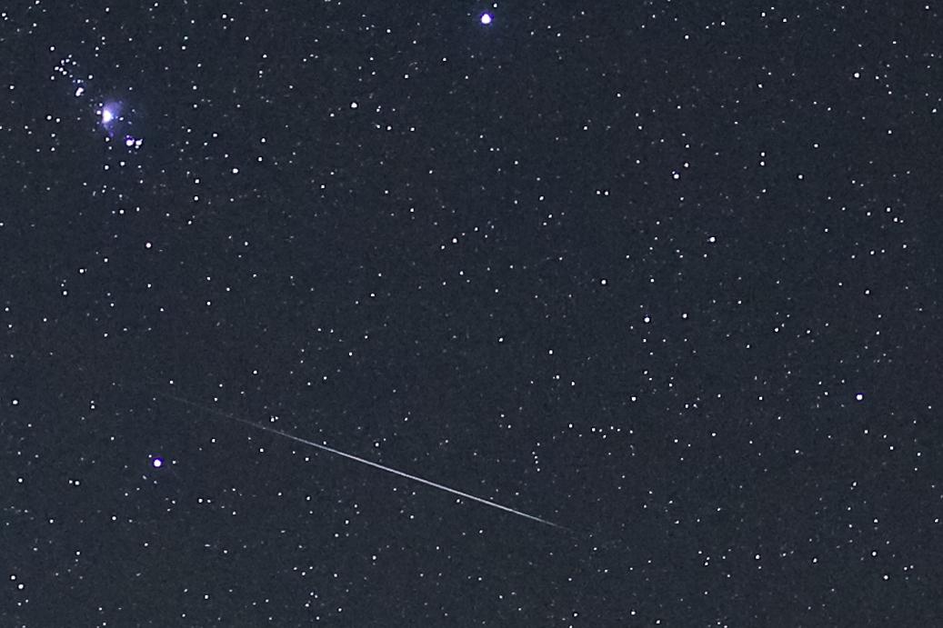 ふたご座流星群 GET !_a0157091_17575168.jpg