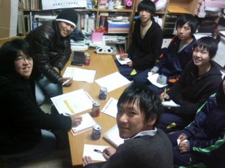 ■'12/12/15(土) 農天会1・現役さんとの打ち合わせ byはら_a0137796_23181573.jpg