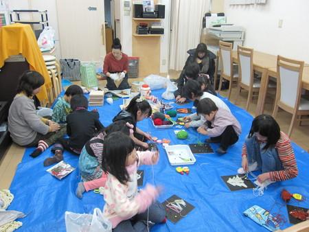 松井山手教室 ~クリスマス工作~_f0215199_1941128.jpg