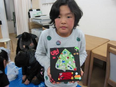 松井山手教室 ~クリスマス工作~_f0215199_19495469.jpg
