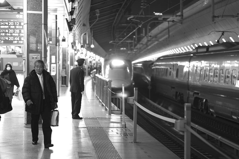 東京駅22番線 #LEICA M-Monochorom_c0065410_11374340.jpg