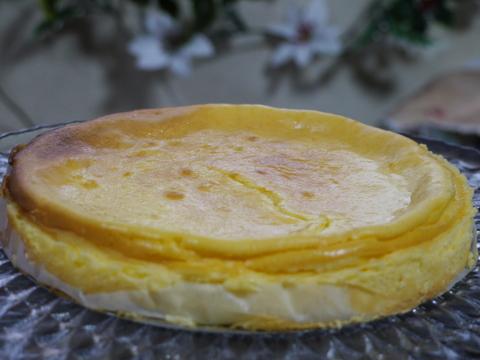 ベス家のチーズケーキ。_b0116313_2005238.jpg