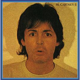 Paul McCartney 「McCartney II」 (1980)_c0048418_8574559.jpg