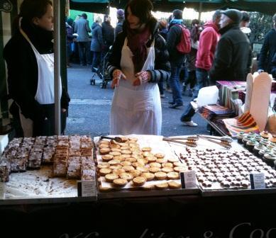 ロンドンマーケットで甘い時間♡_d0104926_9205122.jpg