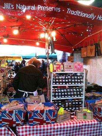 ロンドンマーケットで甘い時間♡_d0104926_9245413.jpg