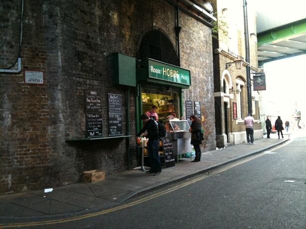 ロンドンマーケットで甘い時間♡_d0104926_927460.jpg