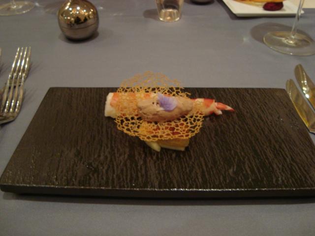 銀座「Restaurant MASA UEKI」へ行く。_f0232060_1949350.jpg