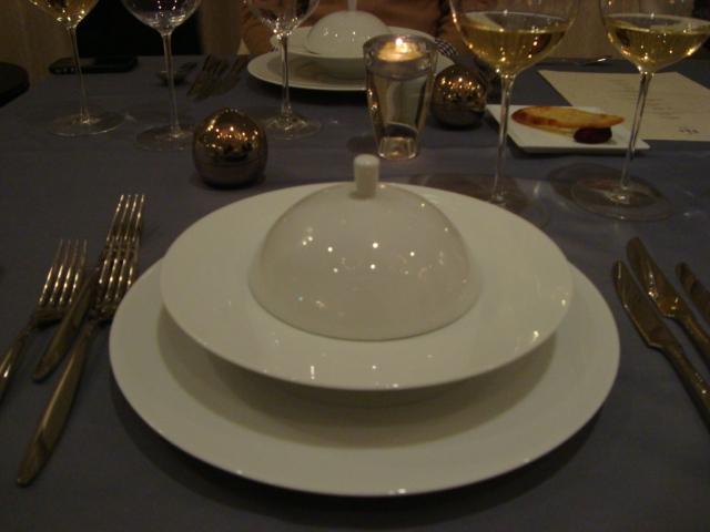 銀座「Restaurant MASA UEKI」へ行く。_f0232060_19573157.jpg