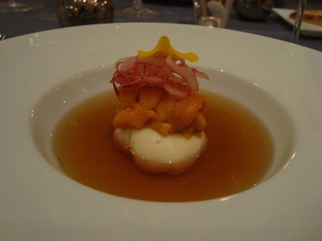 銀座「Restaurant MASA UEKI」へ行く。_f0232060_2002180.jpg