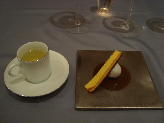銀座「Restaurant MASA UEKI」へ行く。_f0232060_20284230.jpg