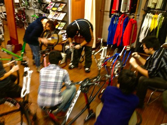 本日、、、、自転車メンテナンス講習会!_d0197762_17561581.jpg