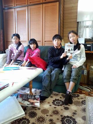 クリスマス会打ち合わせ_e0040673_17113870.jpg