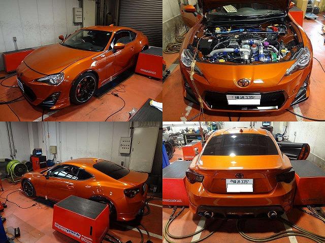 トヨタ86 HKS  GTスーパーチャージャーチューニング_a0252579_1953575.jpg