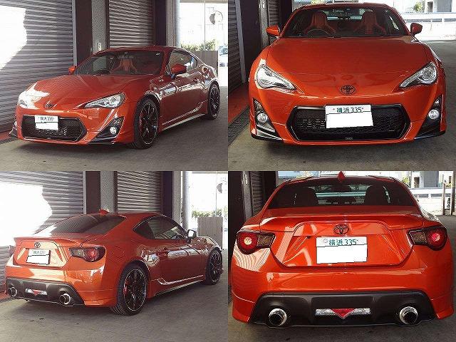 トヨタ86 HKS  GTスーパーチャージャーチューニング_a0252579_2012558.jpg