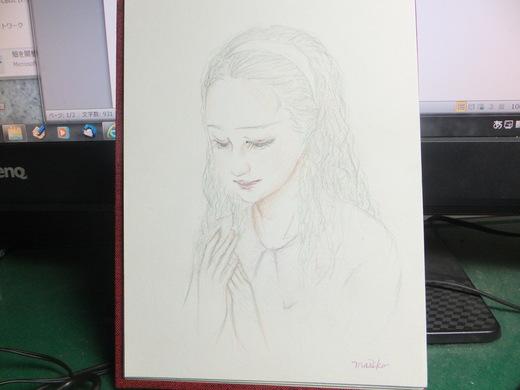 久しぶりに絵を書きました_d0251679_21411040.jpg