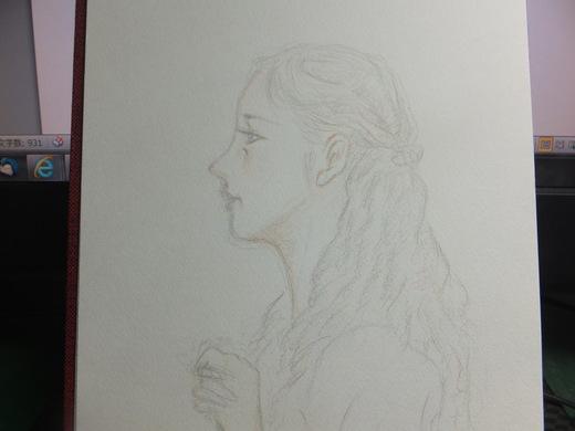 久しぶりに絵を書きました_d0251679_21415542.jpg