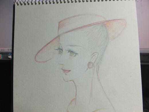 久しぶりに絵を書きました_d0251679_21424646.jpg