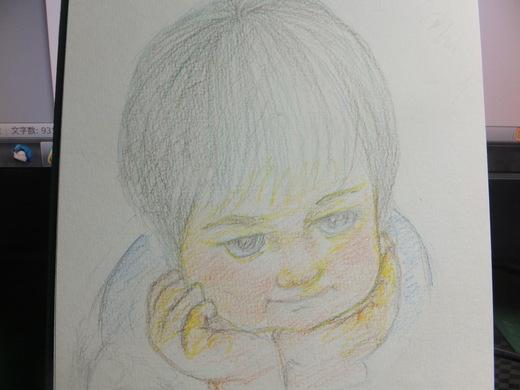 久しぶりに絵を書きました_d0251679_21442617.jpg