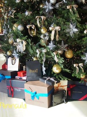 Peninsula Hotelのクリスマスツリー_d0088196_9483656.jpg