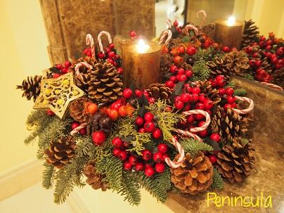 Peninsula Hotelのクリスマスツリー_d0088196_9544168.jpg