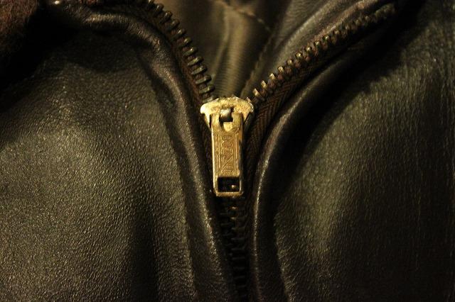 ホースハイドレザージャケット。_d0121303_16373139.jpg