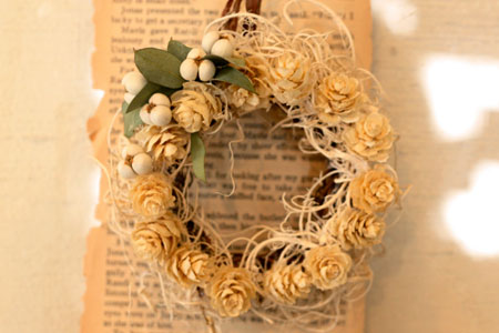 mini wreath_c0118809_16463466.jpg