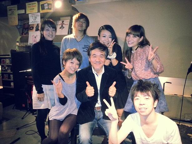 六本木&下北沢 LIVE☆_f0128409_15305023.jpg
