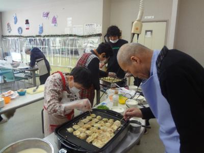 12/16たこやきパーティー!_a0154110_9205553.jpg