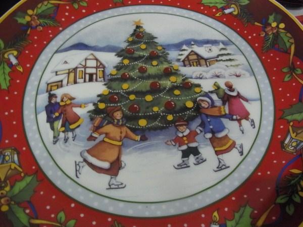 クリスマスのお皿_c0222316_1831039.jpg