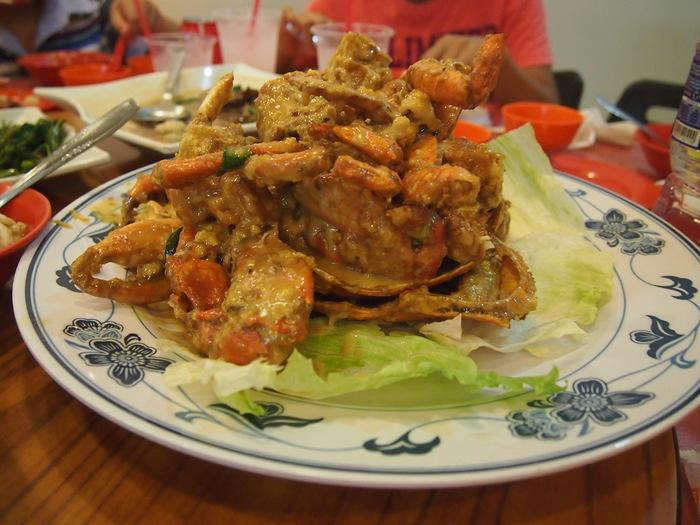 2012 9月 シンガポール (18) Keng Eng Kee Seafood@Alexander Villege_f0062122_2384942.jpg