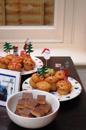 おうちクリスマスパーティー_d0104926_1603270.jpg