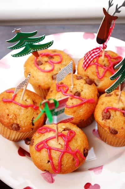 おうちクリスマスパーティー_d0104926_1605995.jpg