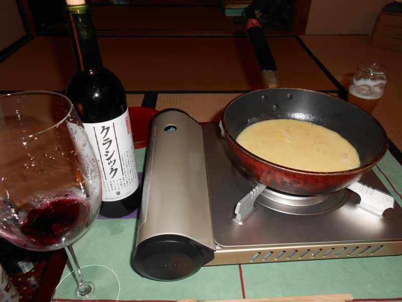 ワインの為にと言ってもこれはあんまりに贅沢な…_a0095931_010528.jpg