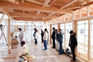 広丘原新田の住宅 ~上棟式がありました~_e0180332_19115789.jpg