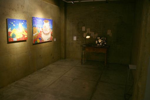 Creative snow in Gallery Part2 はじまりました_c0096440_134897.jpg