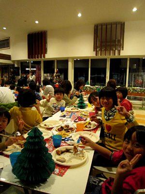 一足はやい クリスマスパーティー_c0141652_18345743.jpg