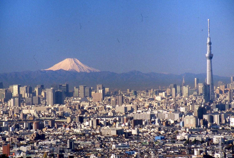 「富士山 東京」の画像検索結果