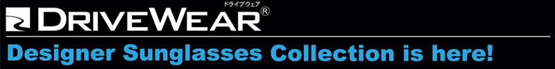 新発想・偏光調光ドライブウェア搭載DRIVEWEARデザイナーサングラス発売開始!_c0003493_11205994.jpg