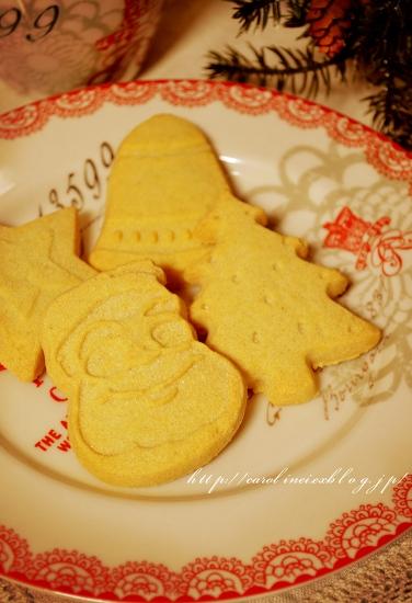 クリスマスショートブレッド_d0025294_22445963.jpg