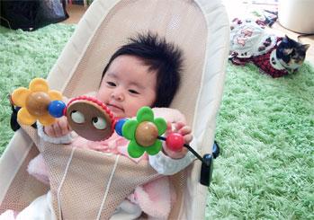 一加の指遊び&ママの指先 〜笑顔の源〜_d0224894_1522367.jpg