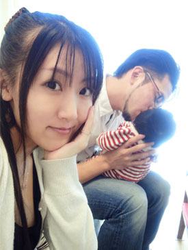 一加の指遊び&ママの指先 〜笑顔の源〜_d0224894_1601271.jpg