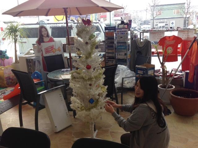 クリスマスツリー(≧∇≦)_b0127002_115778.jpg