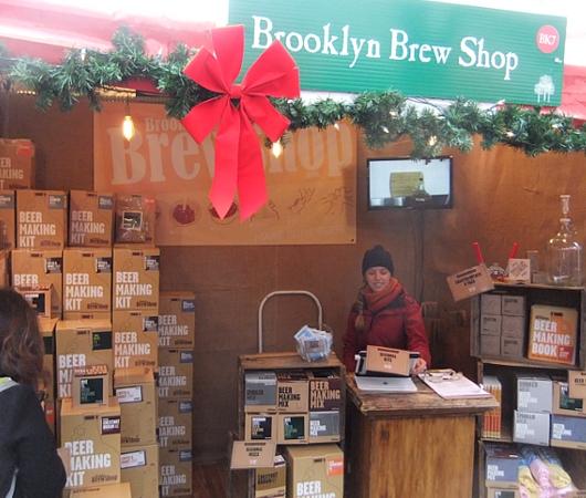 NYのホリデー・マーケットに今年から登場した「リトル・ブルックリン」_b0007805_2231112.jpg