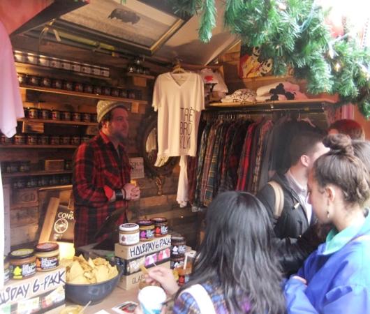 NYのホリデー・マーケットに今年から登場した「リトル・ブルックリン」_b0007805_22315392.jpg