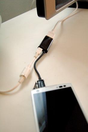 HDMIで「ARROWS V」をテレビにつなげるとハッピーになれる_c0060143_2126116.jpg