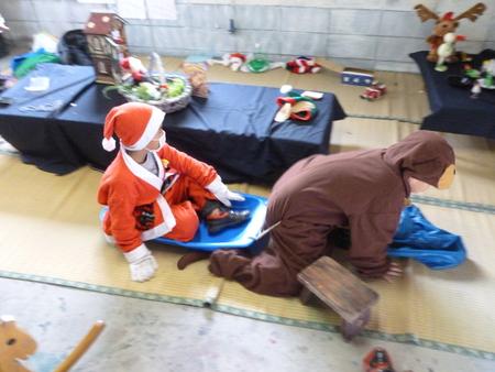 ねっこのクリスマス会_c0217044_23421935.jpg