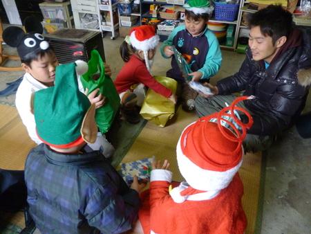 ねっこのクリスマス会_c0217044_23485665.jpg